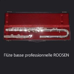 Flûte basse professionnelle – Roosen